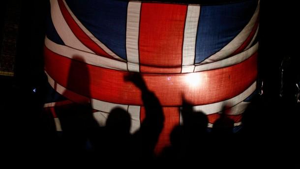 Falkland-Bewohner wollen Briten bleiben