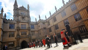 """Kulturkrieg"" an englischen Universitäten"
