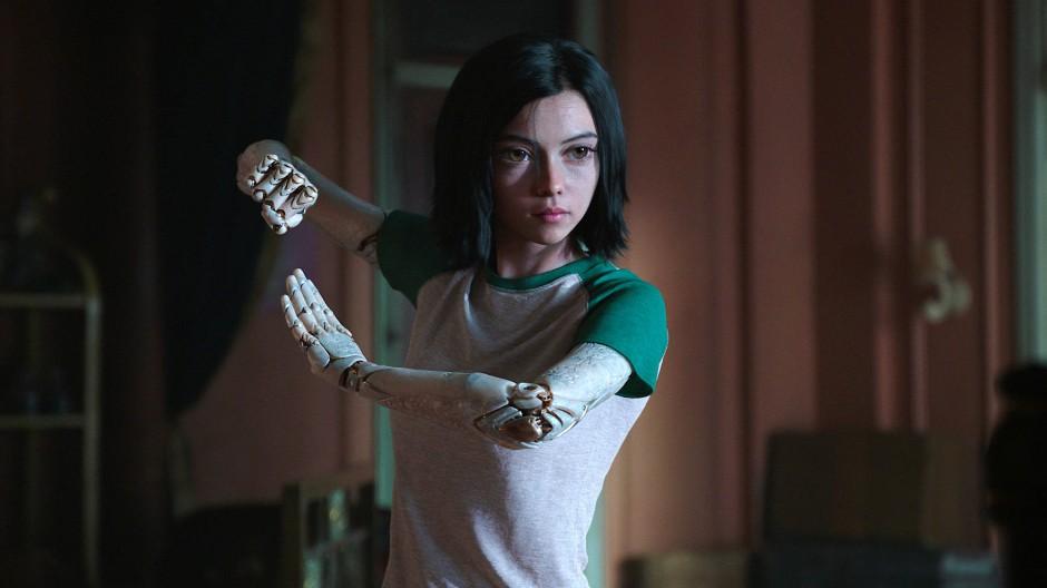 """Der fließende Übergang zwischen Mensch und Maschine hat den Science-Fiction-Film """"Alita"""" inspiriert."""