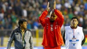 Vidal kündigt Abschied aus Nationalelf an