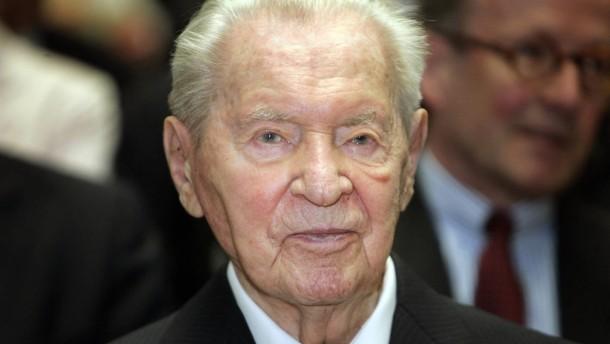 Werner Otto gestorben
