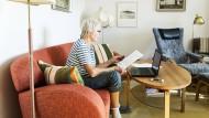 Pflegekasse und KfW helfen beim altersgerechten Umbau der Wohnung.