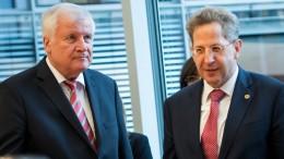 SPD und Linke fordern Maaßens Entlassung