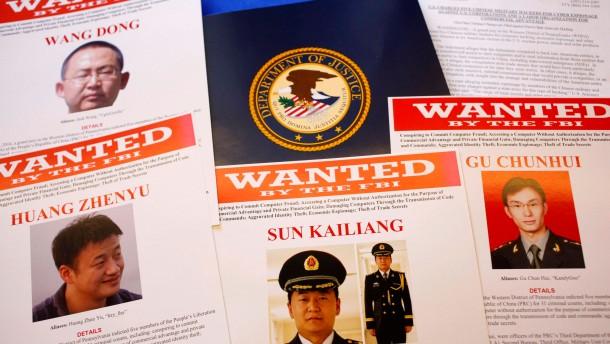 China reagiert scharf auf Amerikas Anschuldigungen