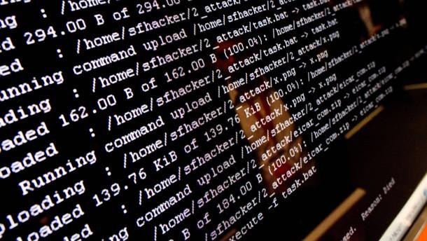Deutsche Städte sind von Cyberangriffen bedroht