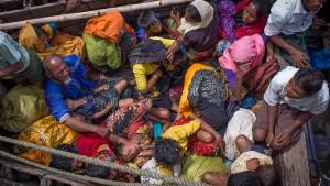 Amerika wirft Burma planmäßige Gewalt gegen Rohingya vor