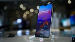 Keine Android-Updates mehr für Huawei-Smartphones