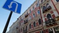 Lebe wohl, St.Petersburg