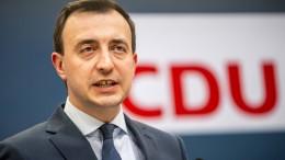 Wie will sich die CDU neu aufstellen?