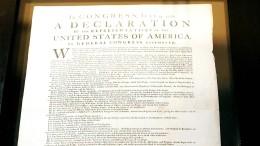 Facebook löscht Teile der amerikanischen Unabhängigkeitserklärung