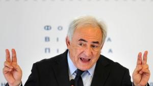 Gericht lässt Zivil-Prozess gegen Dominique Strauss-Kahn zu