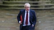 Boris Johnson: Favorit auf das Premierministeramt in Großbritannien