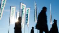 Millionenstrafe für Siemens wegen Korruption