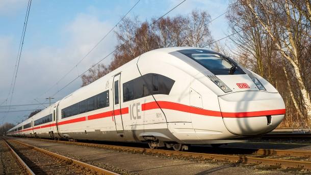 Bahn gibt weitere Milliarde für Fernzüge aus