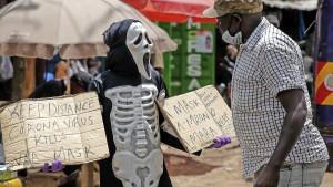 Wer die Pandemie bekämpfen will, darf Afrika nicht vergessen