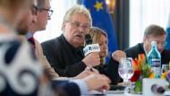 Ist in dieser Woche aus dem EU-Parlament ausgeschieden: CDU-Politiker Elmar Brok.