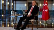 Erdogan über EU-Beitritt: Mit meiner Geduld am Ende
