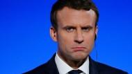Macron verliert deutlich an Zustimmung
