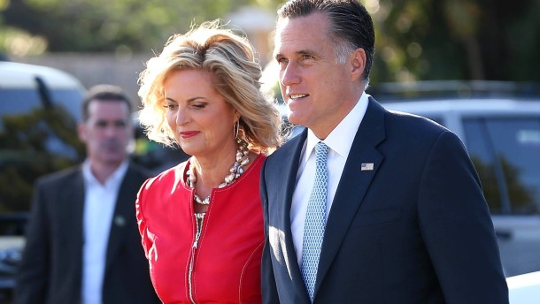 Mitt Romney Prepares For Final Presidential Debate On Monday