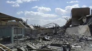 Israelische Militärs: Syrische Chemiewaffen nicht zerstört