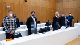 Prozess um Dreifachmord in Starnberg: Verteidigung erhebt Foltervorwürfe