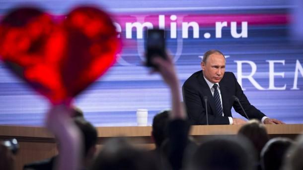 Putins Töchter, Putins Truppen
