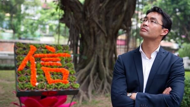 Wirtschaftsminister Rösler in Vietnam