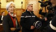IWF-Chefin Lagarde in Tapie-Affäre schuldig gesprochen