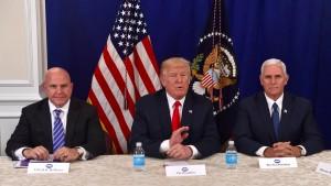 Trump dankt Moskau für Ausweisung amerikanischer Diplomaten