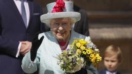 Die Queen wird 93