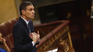 Pedro Sánchez will weitermachen