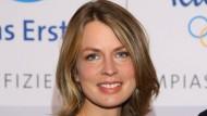 """Künftig auch Samstags in der """"Sportschau"""": ARD-Moderatorin Jessy Wellmer"""