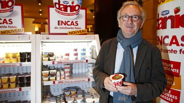 Frankreichs Unternehmen lassen kräftig anschreiben