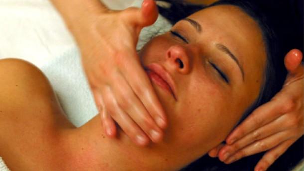 Wellness-Termin beim Zahnarzt