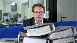 """Scheuer: """"Diese Transparenz wollten wir von Anfang an"""""""