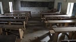 Hunderte Mädchen in Nigeria entführt