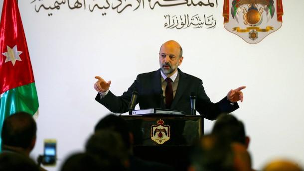 Jordaniens Regierung macht Lehrer mundtot
