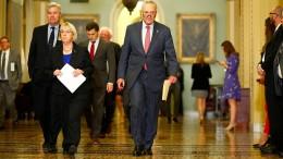 US-Senatoren erzielen Zwischenlösung