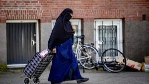 In den Niederlanden tritt ein Burkaverbot in Kraft