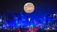 Karnevals-Spektakel in Venedig