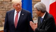 Trump blockiert Plan zur Flüchtlingskrise