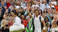 Federer beendet Willis-Märchen