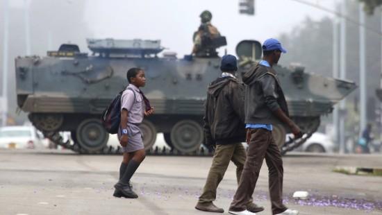Blockaden und Besetzungen