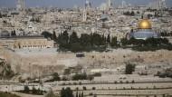 Pilgerziel Jerusalem