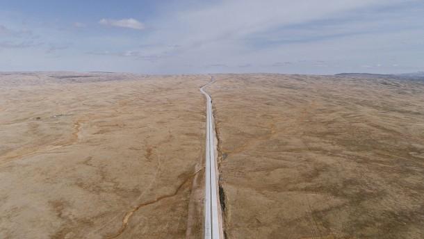 Chinas langer Weg nach Westen