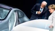 Daimler öffnet die Geldbörse für Parteien