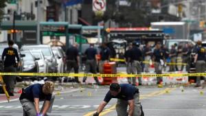 New York verstärkt Sicherheit