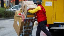 Es fehlt schon wieder an Paketboten