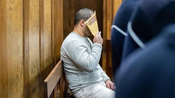 Richter weisen Täter von Voerde in Psychiatrie ein