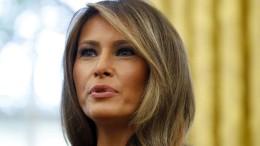 First Lady soll Trump zum Einlenken bewegt haben